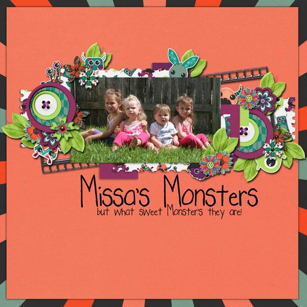 Missa's Monsters