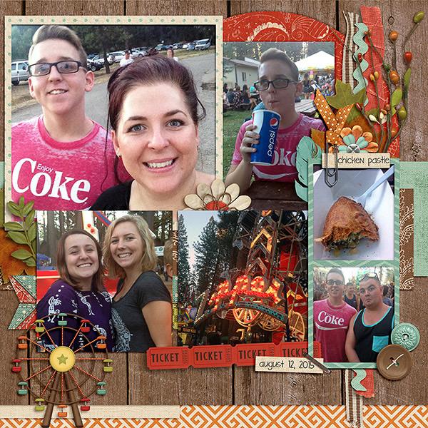 Nevada County Fair 2015 (right side)