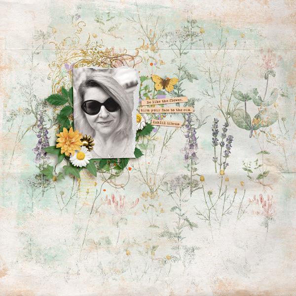 Be like a flower