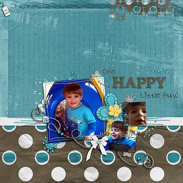 One Happy Little Guy