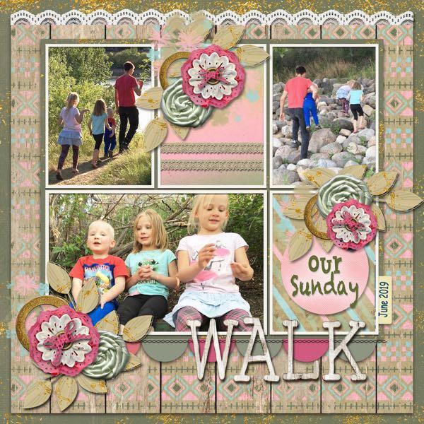 Our Sunday Walk