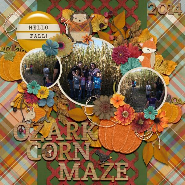 Ozark Corn Maze