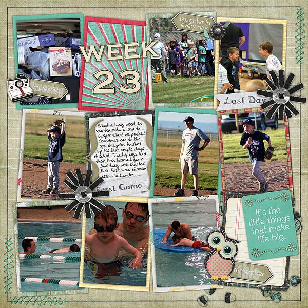 P52- Week 23