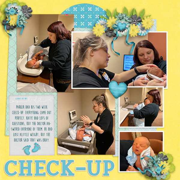 Parker's Check-Up