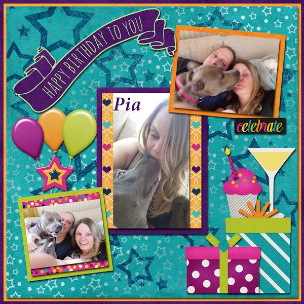 Pia birthday