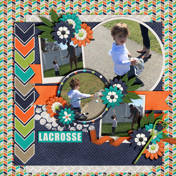 Playing-Lacrosse-With-Daddy
