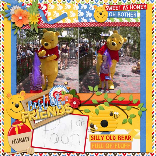Pooh Bear 2002