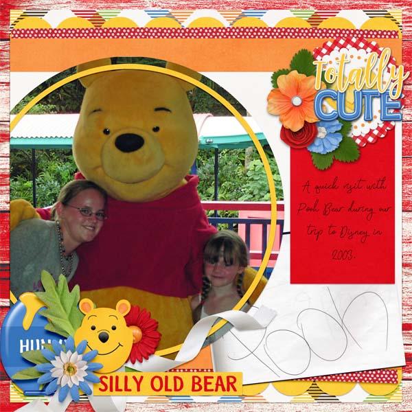 Pooh Bear 2003