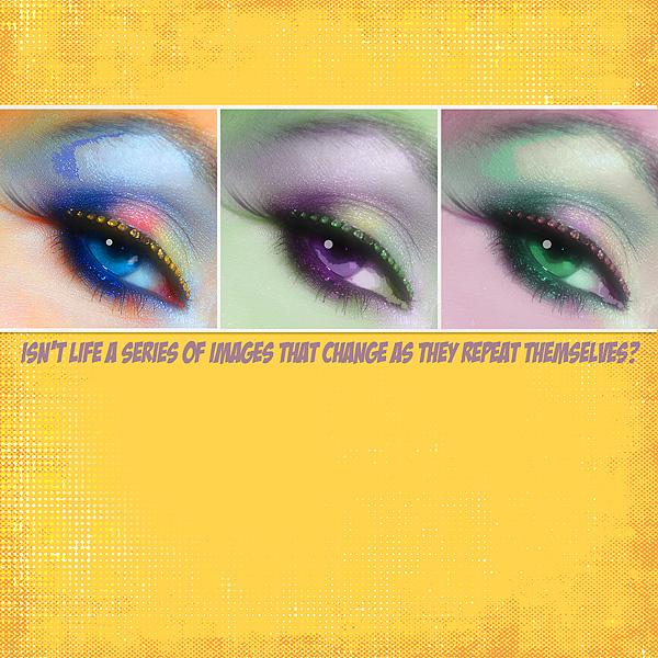 Pop Art JAS Oct2018 Andy Warhol Quote Challenge