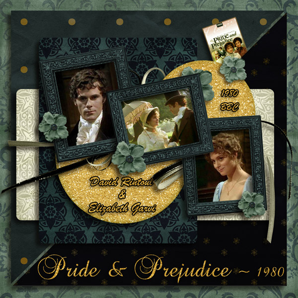 Pride and Prejudice ~ 1980