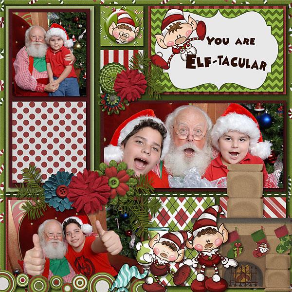 Santa's little helpers 01