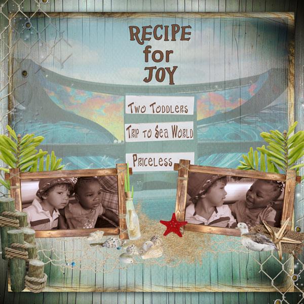 Recipe for Joy ADSR 7.4