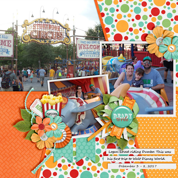 Riding-Dumbo