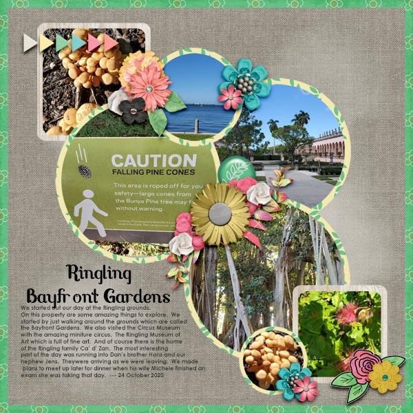 Ringling Bayfront Gardens