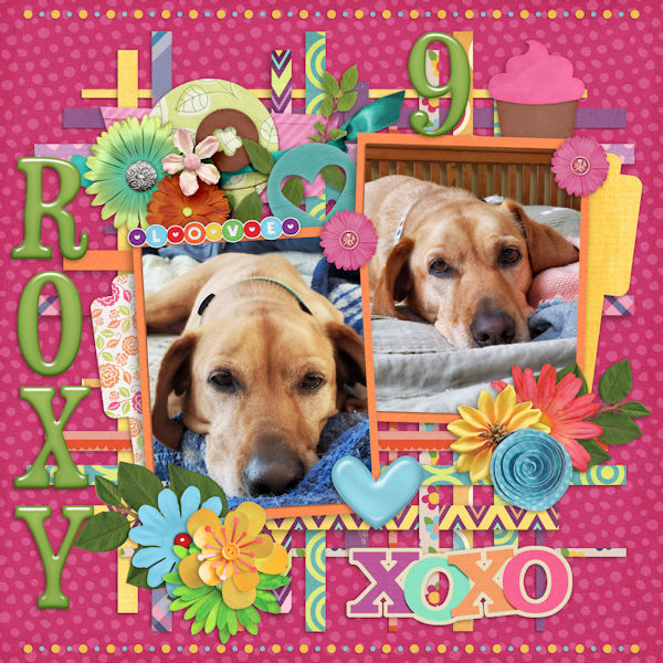 Happy Birthday Roxy