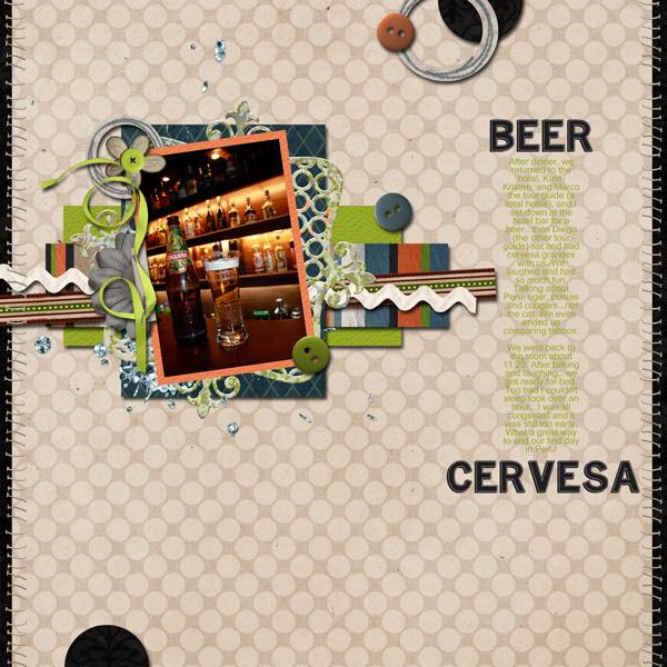 Peru - Cerveza