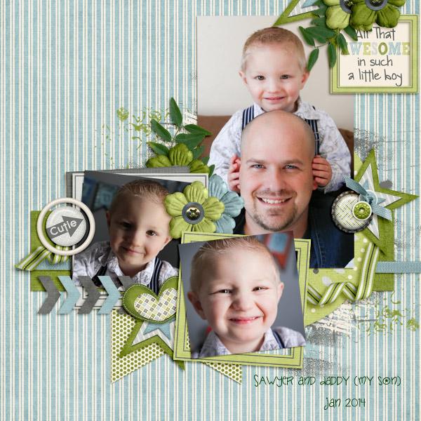 Sawyer - Awesome Little Boy