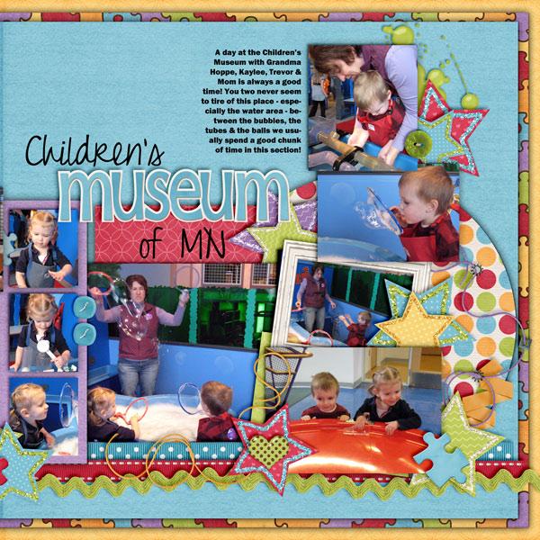 Children's Museum of MN