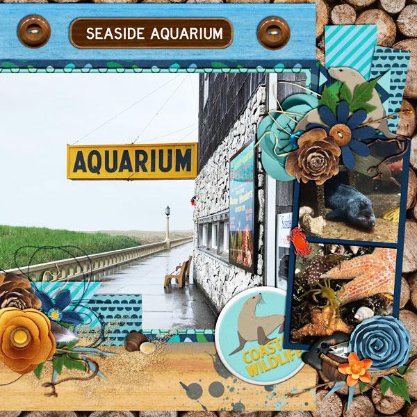 Seaside Oregon Aquarium