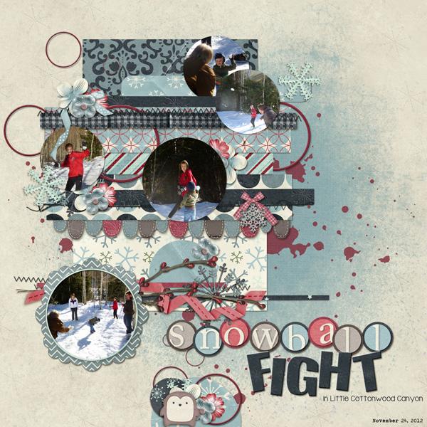Snowball Fight 2012