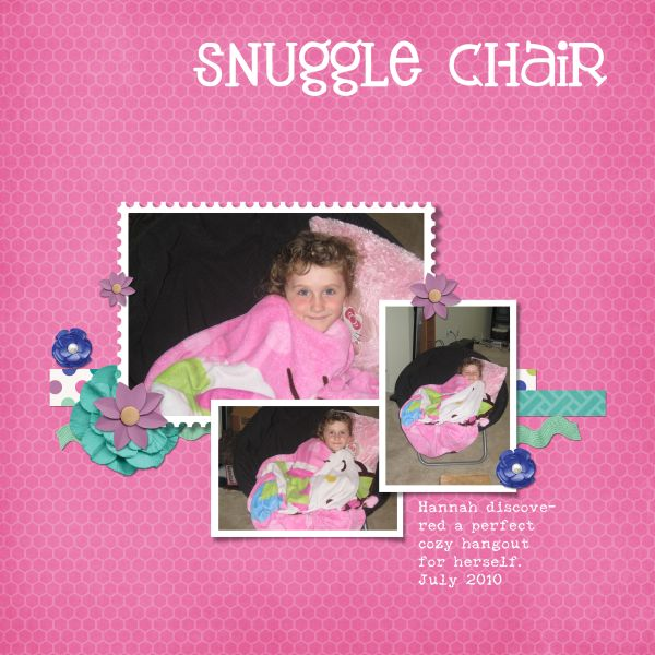 Snuggle Chair