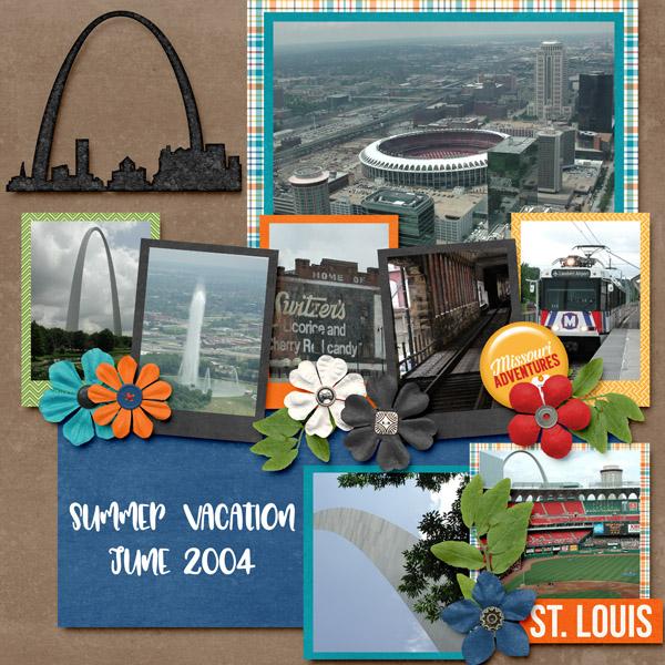 St. Louis June 2004