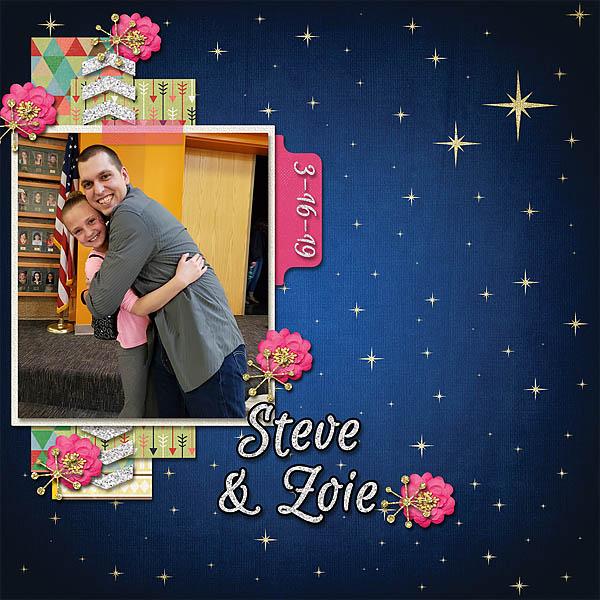 Steve & Zoie