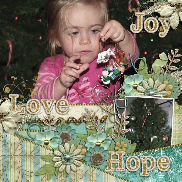 Joy, Love, Hope