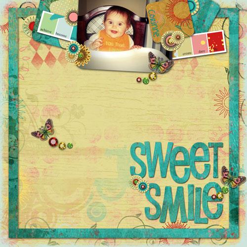 Sweet Smile...