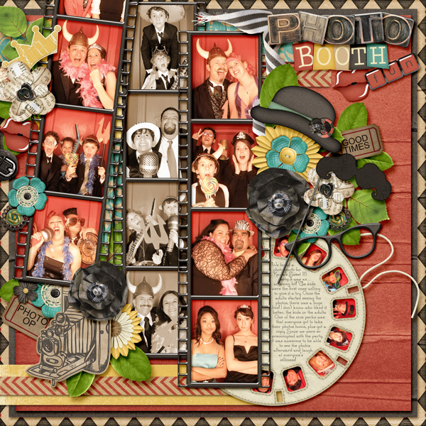 Sweet 16 Photo Booth