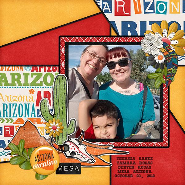 Travelogue AZ