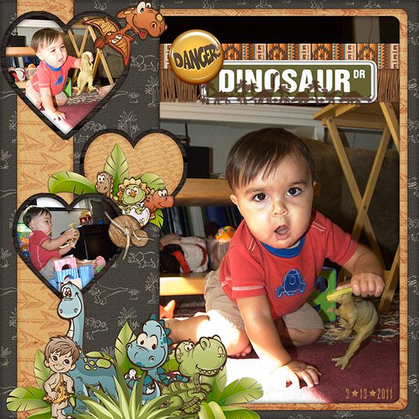 My Buddy Dino
