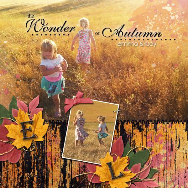The Wonder of Autumn
