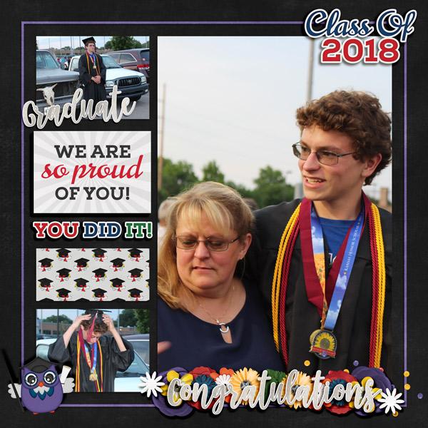 Zac's Graduation