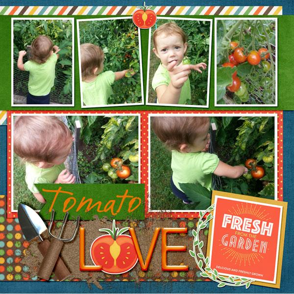 Tomato Love Right