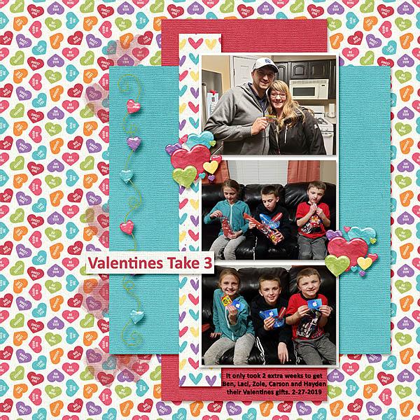 Valentine Take 3