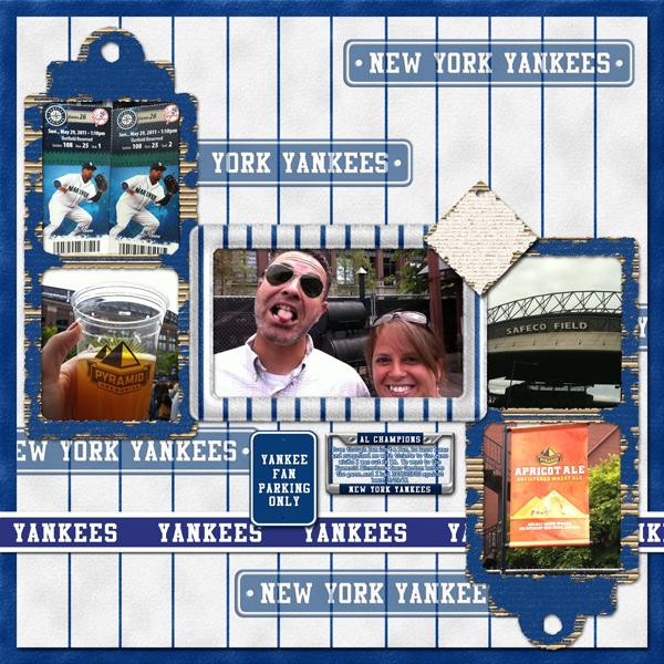 Yankess (at Safeco Stadium in Seattle)