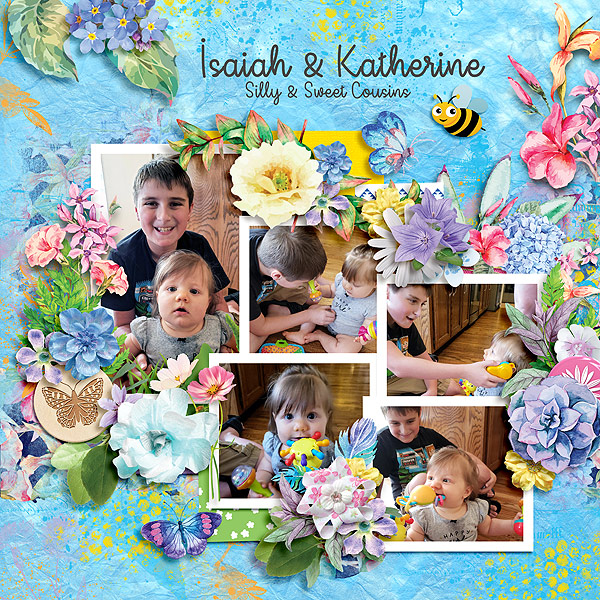 Isaiah and Katherine