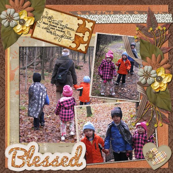 Walking with Kids
