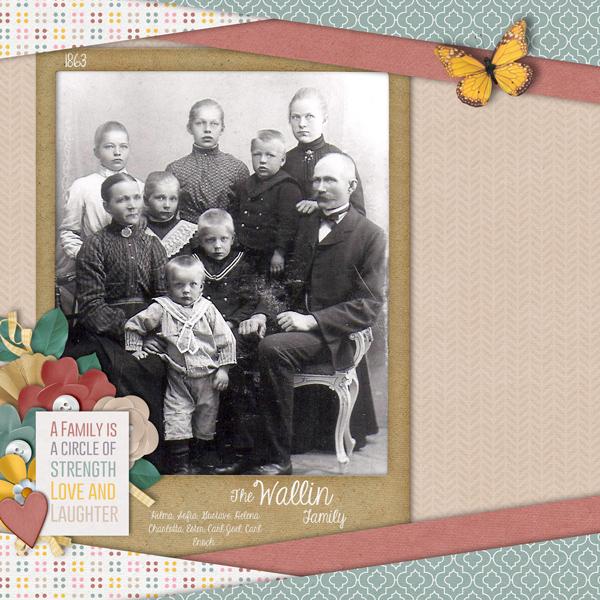 Wallin Family