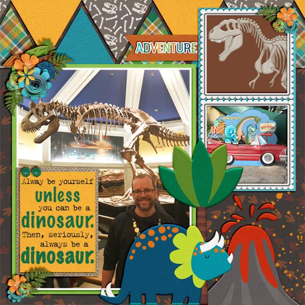 We love Dinos