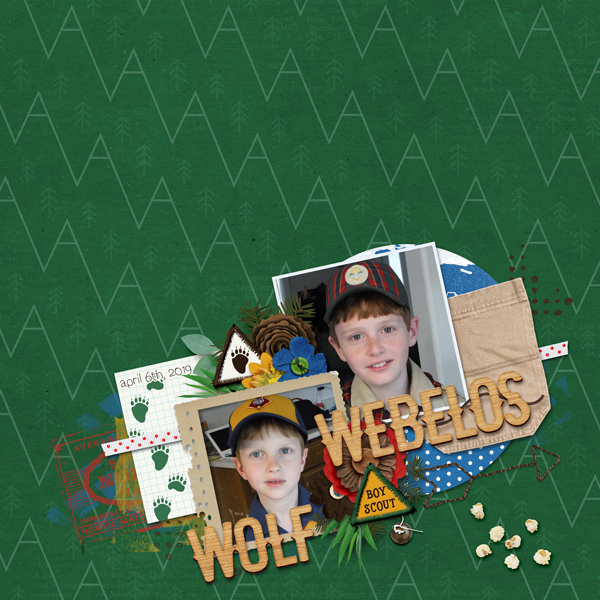 Webelos and Wolf