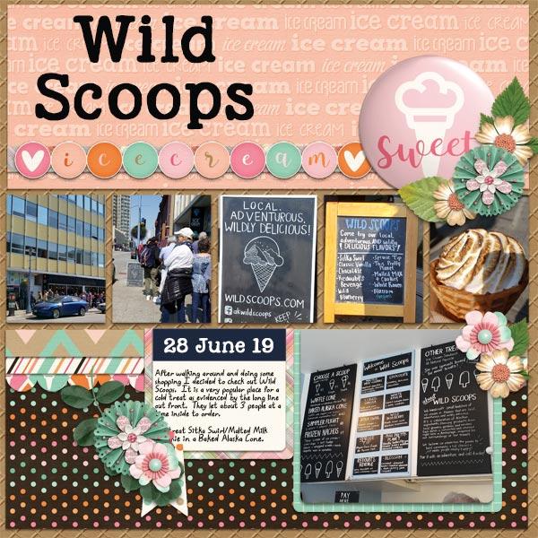 Wild Scoops Ice Cream