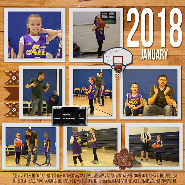 Z Basketball