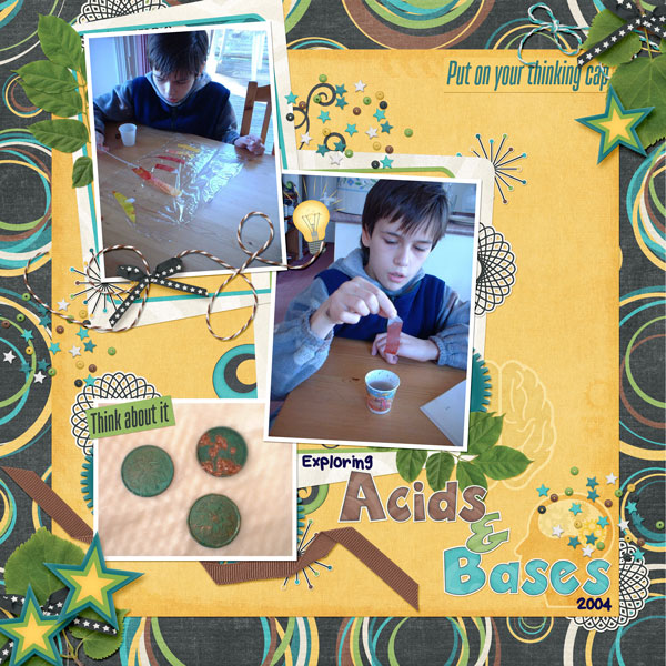 Exploring Acids and Bases