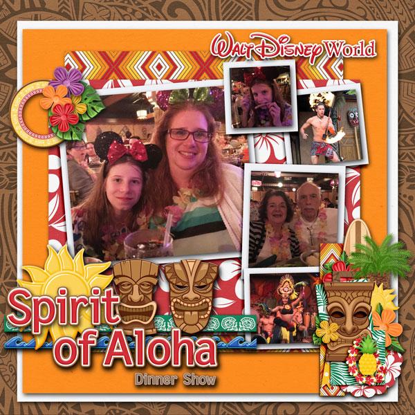 Spirit of Aloha Dinner Show