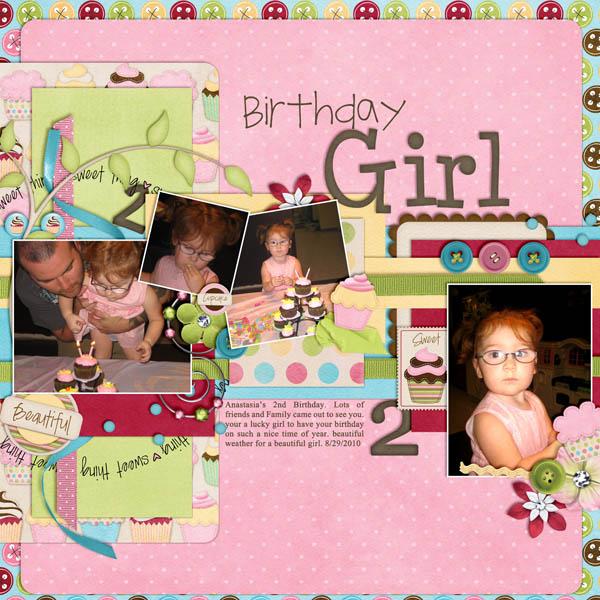 Ana's 2nd Birthday
