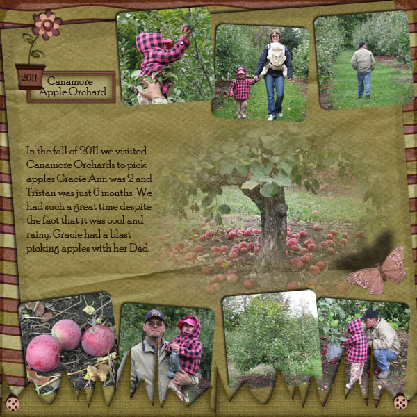 Canamore Apple Orchard