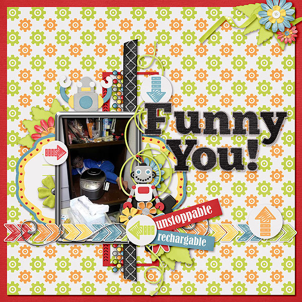 Funny You