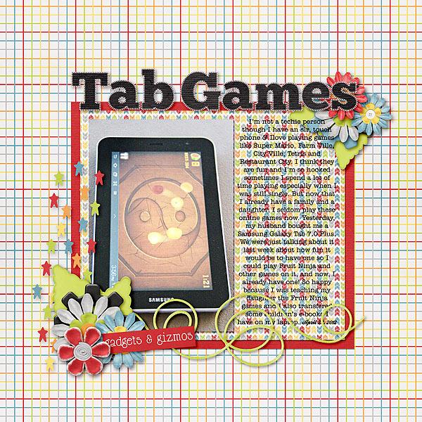 Tab Games